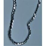 Magnetic Bead Strand - 5 sided twist shape - 6x7mm