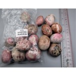 Irregular Shape Sphere - Rhodonite - 1 kg pack