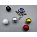 Cage Accessories - Cage Bells (15 mm) - Several color available