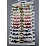 Shell Bracelet 12 pieces pack - Style 2
