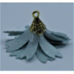 3 cm Tassel Pack (10 pcs) - Light Green