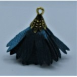 3 cm Tassel Pack (10 pcs) - Dark Green