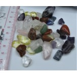 Tumbled Stones 1 kg package - Mix Stones
