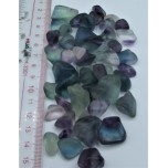 Tumbled Stones 1 kg package - Flourite