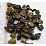 Tumbled Stones 1 kg package - Tiger Eye
