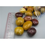 Irregular Shape Sphere - Mookaite - 1 kg pack