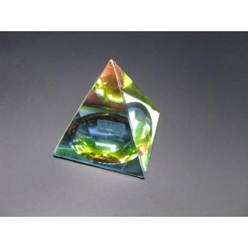 Colored Pyramid - Small #40