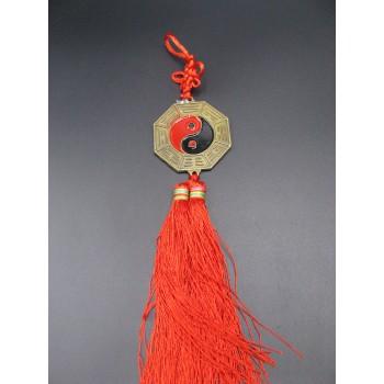 Small Chinese Yin Yang Pendant