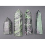 Gemstone Points - Ruby Zoisite -Style 2