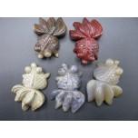 Goldfish 1.5 Inch Figurine - Assorted Stones