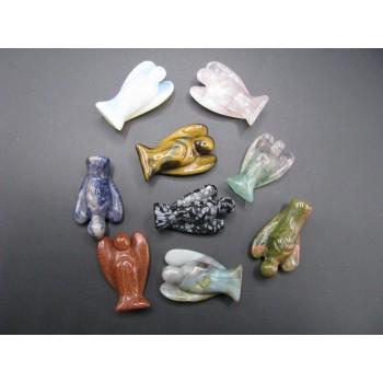 Angel 2.25 Inch Figurine - Assorted Stones