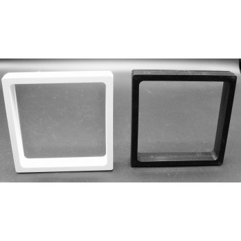 Film Laminating Display Black or White 7cm x 7cm