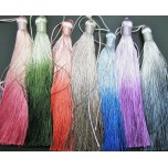 Ombre Silky Tassel - Several Colors Available