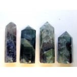 Gemstone Points - Fluorite -Style 1