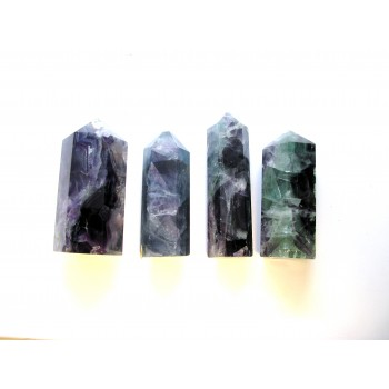 Gemstone Points - Fluorite -Style 2