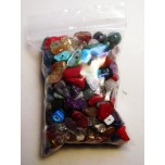 Bag 'O' Beads Assortment - Gemstone