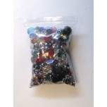Bag 'O' Beads Assortment - Crystal
