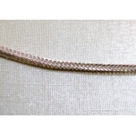 Chain Sterling Silver - 1pc Pack - 20 inch Round Curb