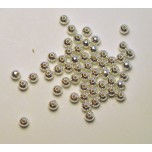 Sterling Silver Finding 4mm Bead pack
