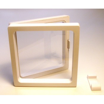 Film Laminating Display Black or White 11cm x 11cm