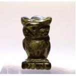 Owl 1 Inch Figurine - Kambaba