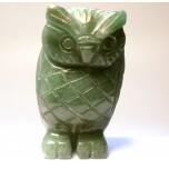 Owl 2.25 Inch Figurine - Aventurine