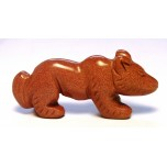 Fox 2.25 Inch Figurine - Goldstone