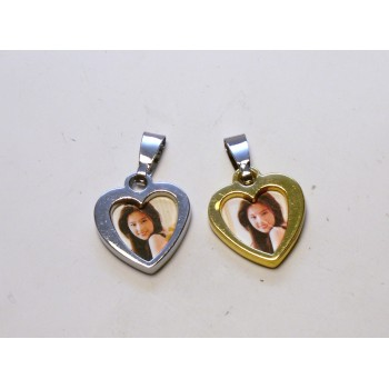 BFF Charms - Set of 2 - Twin Hearts