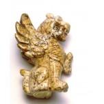 Liongoyle 1.5 Inch Figurine - Picture Jasper