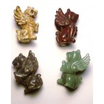 Liongoyle 1.5 Inch Figurine - Assorted Stones