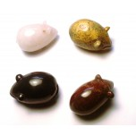 Mouse 1.5 Inch Figurine - Assorted Stones