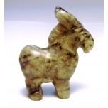Donkey 1.5 Inch Figurine - Sodalite