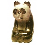 Panda with Bamboo 2.25 Inch Figurine