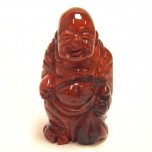 Buddha Standing 2.25 Inch Figurine - Rainbow Jasper