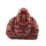 Buddha Classic 2.25 Inch Figurine - Rainbow Jasper