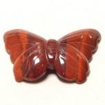 Butterfly 2.25 Inch Figurine - Rainbow Jasper