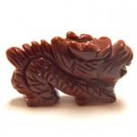 Dragon Classic 2.25 Inch Figurine - Goldstone