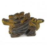Dragon Classic 2.25 Inch Figurine - Tiger Eye