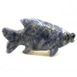 Fish Classic 2.25 Inch Figurine - Sodalite