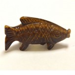 Fish Classic 2.25 Inch Figurine - Tiger Eye