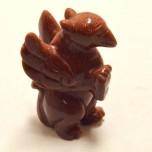 Griffin 2.25 Inch Figurine - Goldstone