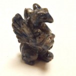 Griffin 2.25 Inch Figurine - Sodalite