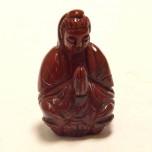 Kwin Yin 2.25 Inch Figurine - Rainbow Jasper