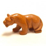 Panther 2.25 Inch Figurine - Brownstone