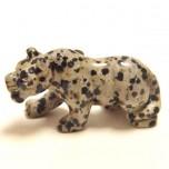 Panther 2.25 Inch Figurine - Dalmatian Dacite