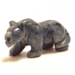 Panther 2.25 Inch Figurine - Sodalite