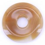 Donut 40mm Pendant - Agate