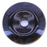Donut 50mm Pendant - Tiger Eye