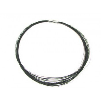 18 Inch 42 Strand Wire Choker Super Cord 5 piece pack