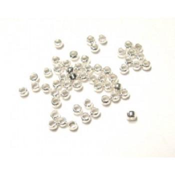 953 2.5mm Crimp Bead 400 Piece Packs